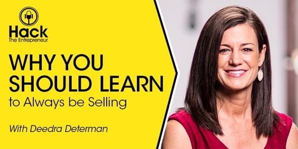 D2 Branding founder, Deedra Determan on Hack the Entrepreneur Podcast. Listen to the full interview here.